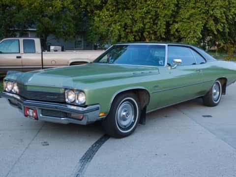 1972 Buick LeSabre Custom - 3846