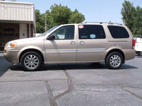 2006 Buick Terraza van for sale Any Town, IA - stock number 3783