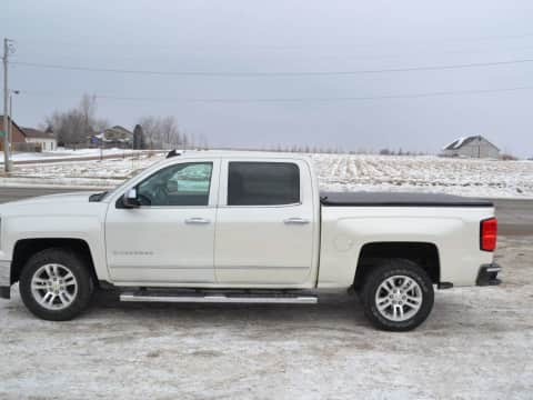 2015 CHEVROLET SILVERADO 1500 truck for sale Glidden, IA - stock number 3980