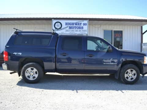 2009 CHEVROLET SILVERADO 1500 truck for sale Glidden, IA - stock number 4006