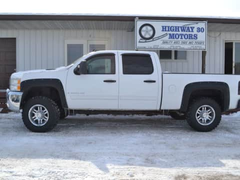 2009 CHEVROLET SIVERADO 2500  truck for sale Glidden, IA - stock number 3988