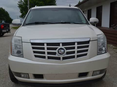 2007 Cadillac Escalade suv for sale Glidden, IA - stock number 4034