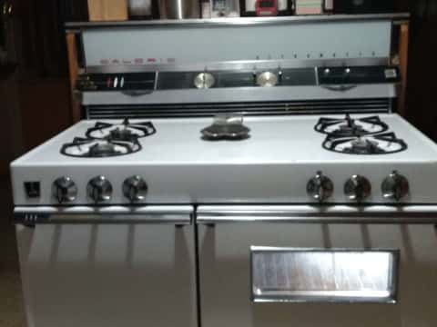 Caloric Ultramatic WRC misc for sale Any Town, IA - stock number 3836
