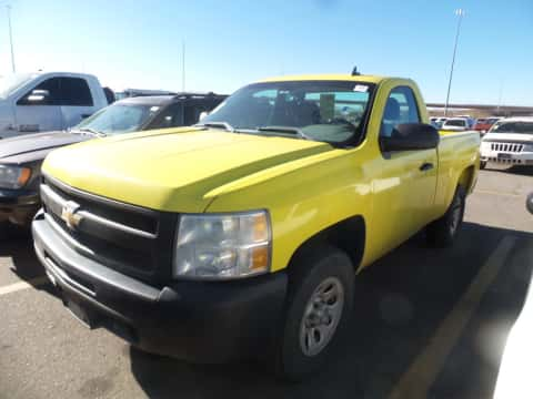 2009 Chevrolet 1500 Reg Cab Short Bed 4x4 Auto V8 truck for sale Exira, IA - stock number 3964