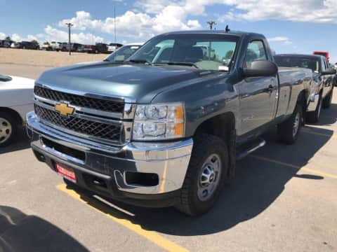 2013 Chevrolet 2500 Reg Cab 4x4  truck for sale Exira, IA - stock number 4020
