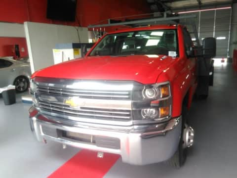 2015 Chevrolet 3500 reg cab dually diesel 4x4 truck for sale Exira, IA - stock number 4021