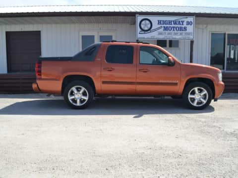 2007 Chevrolet Avalanche truck for sale Glidden, IA - stock number 3891