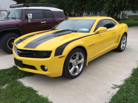 2010 Chevrolet Camaro RS car for sale Any Town, IA - stock number 3791