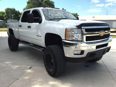 2012 Chevrolet Silverado 2500HD truck for sale Any Town, IA - stock number 3784