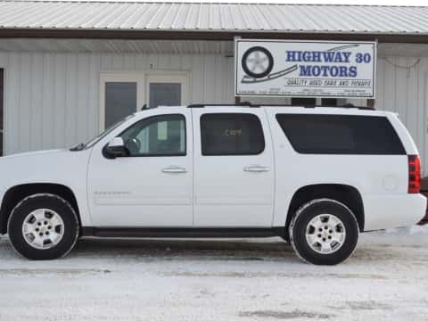 2014 Chevrolet Suburban suv for sale Glidden, IA - stock number 3875
