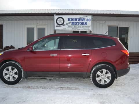 2011 Chevrolet Traverse suv for sale Glidden, IA - stock number 3874