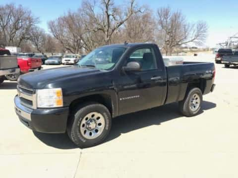 2009 Chevy 1500 4x4 5.3 truck for sale Exira, IA - stock number 3938