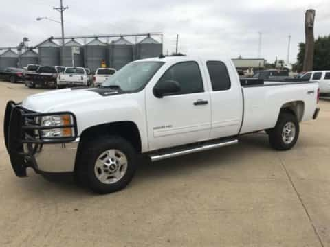 2013 Chevy 2500 HD truck for sale Exira, IA - stock number 3945