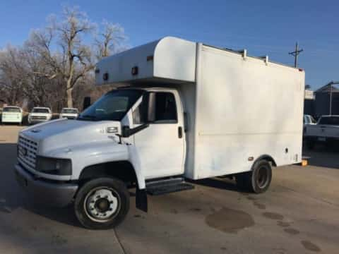 2009 Chevy C4500 truck for sale Exira, IA - stock number 3939