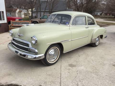 1951 Chevy Deluxe classic for sale Any Town, IA - stock number 3751