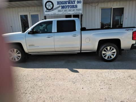 2014 Chevy K1500 High Country   car for sale Glidden, IA - stock number 4044