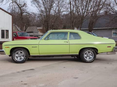 1974 Chevy Nova classic for sale Guthrie Center, IA - stock number 3871