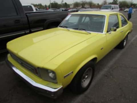 1975 Chevy Nova classic for sale Exira, IA - stock number 3917