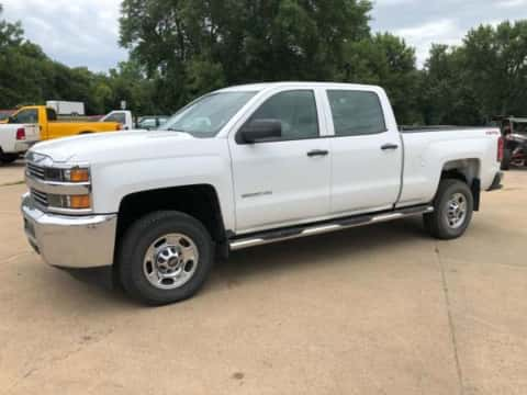 2015 Chevy Silverado 2500 HD 4x4 diesel truck for sale Exira, IA - stock number 3951