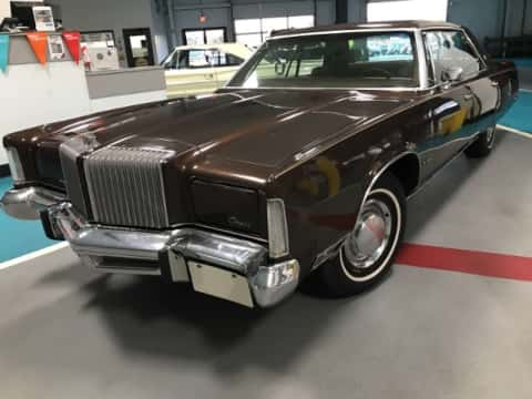 1976 Chrysler New Yorker classic for sale Exira, IA - stock number 3961
