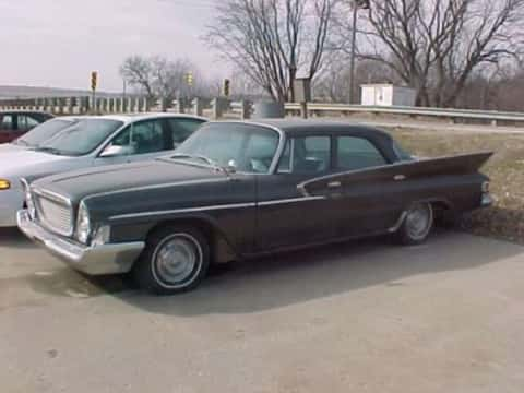 1961 Chrysler Newport classic for sale Exira, IA - stock number 3913