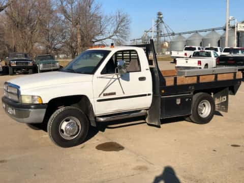 1998 Dodge 3500 Diesel truck for sale Exira, IA - stock number 3925