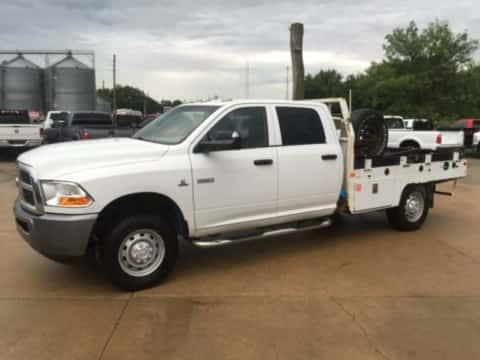 2011 Dodge 3500 SRW truck for sale Exira, IA - stock number 3941