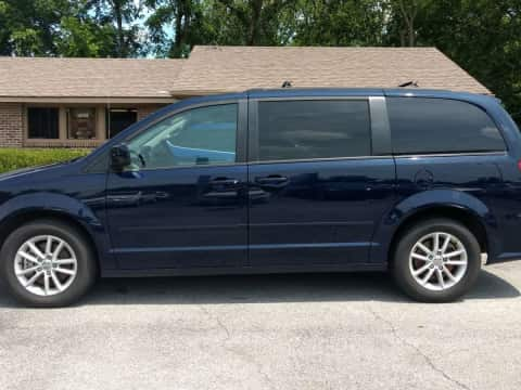 2016 Dodge Grand Caravan van for sale Any Town, IA - stock number 3844