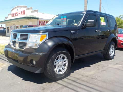 2011 Dodge Nitro suv for sale Any Town, IA - stock number 3841