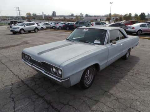 1966 Dodge Polara classic for sale Exira, IA - stock number 3915