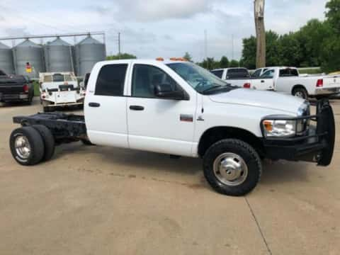 2008 Dodge RAM 3500 truck for sale Exira, IA - stock number 3937