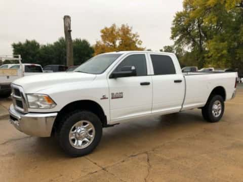 2014 Dodge RAM 3500 SRW 4x4 diesel truck for sale Exira, IA - stock number 3949