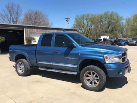 2006 Dodge Ram 2500 Quad Cab Short Bed 4x4 BUILT Auto Diesel Leather Twin Turbo truck for sale Exira, IA - stock number 4010