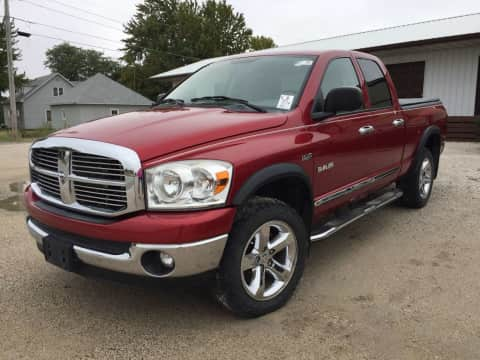 2008 Dodge Ram Pickup 1500 truck for sale Glidden, IA - stock number 3863