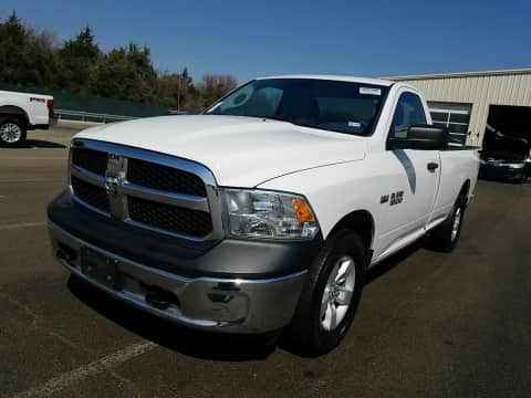 2014 DodgeRam 1500 reg cab 4WD truck for sale Exira, IA - stock number 3952