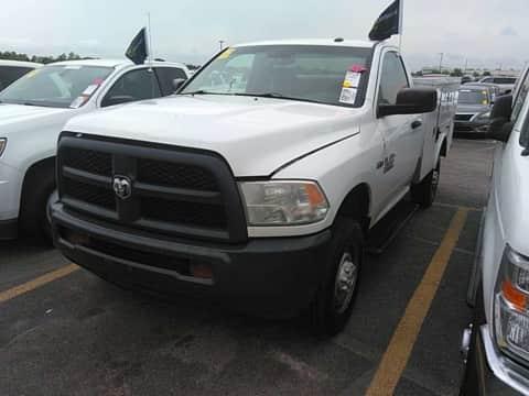 2013 DodgeRam 2500 Reg Cab 4x4  truck for sale Exira, IA - stock number 4018