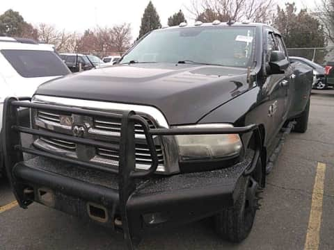 2015 DodgeRam 3500 Dually Crew Cab 4x4 Auto 6.7 Diesel truck for sale Exira, IA - stock number 3996