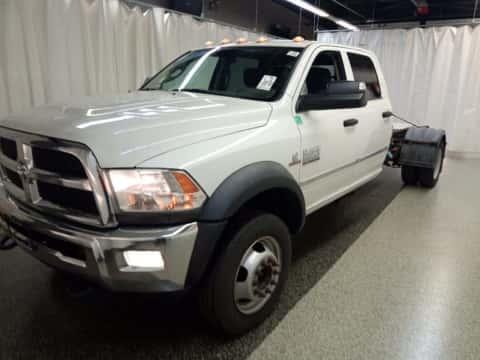 2013 DodgeRam 5500 Crew Cab 4x4 Auto Diesel truck for sale Exira, IA - stock number 3953