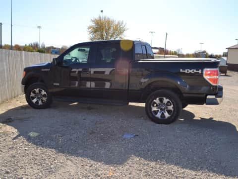 2013 FORD F150 XLT truck for sale Glidden, IA - stock number 3867