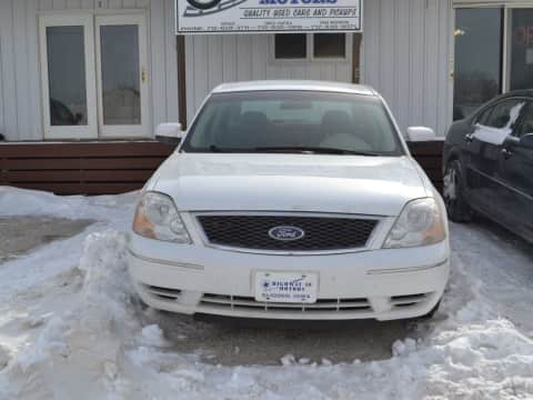 2005 FORD FIVE HUNDRED car for sale Glidden, IA - stock number 3981