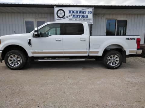 2017 Ford 350 Lariat   car for sale Glidden, IA - stock number 4046
