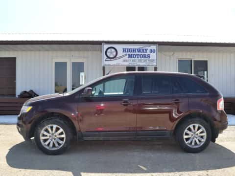 2010 Ford Edge suv for sale Glidden, IA - stock number 3881