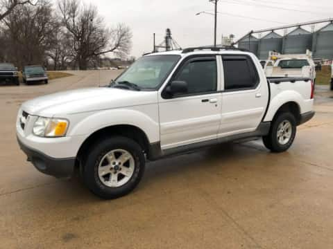 2005 Ford Explorer Sport Track 4x4 truck for sale Exira, IA - stock number 3960