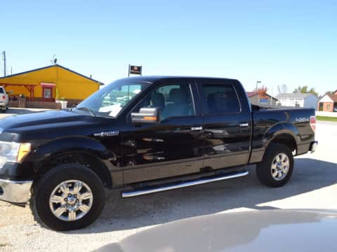 2011 Ford F150 truck for sale Glidden, IA - stock number 3868