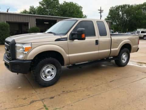 2014 Ford F250 truck for sale Exira, IA - stock number 3950