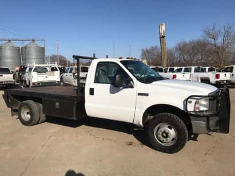 2005 Ford F350 truck for sale Exira, IA - stock number 3933