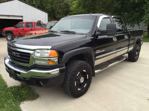 2005 GMC Sierra 2500HD truck for sale Any Town, IA - stock number 3794