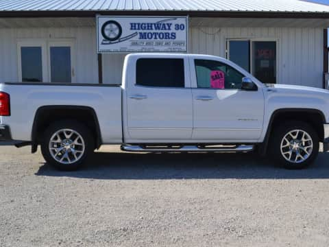 2015 GMC Sierra truck for sale Glidden, IA - stock number 4005