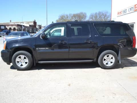 2007 GMC YUKON XL 1500 suv for sale Glidden, IA - stock number 4012
