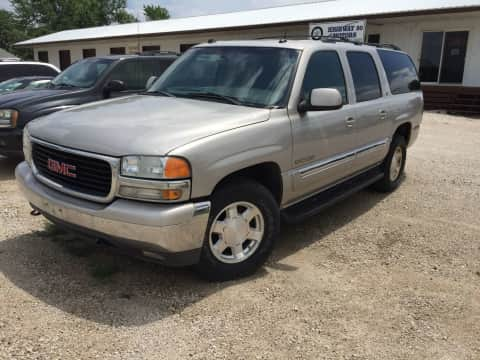 2004 GMC Yukon XL suv for sale Any Town, IA - stock number 3785